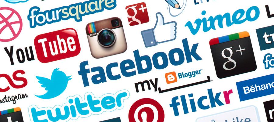 sociaux et marketing