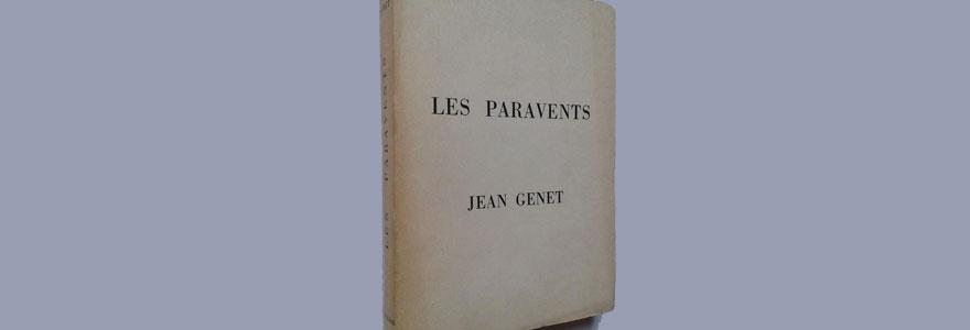 Paravents de Jean Genet